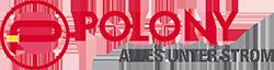 Polony-Elektrotechnik Dürnau Logo